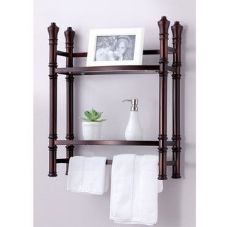 Monte Carlo Wall Mount or Countertop Shelf