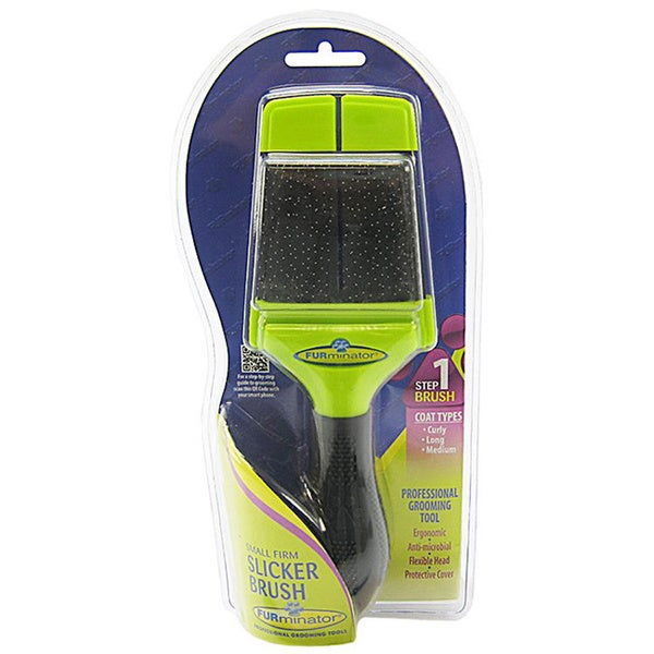 Furminator Grooming Firm Slicker Brush