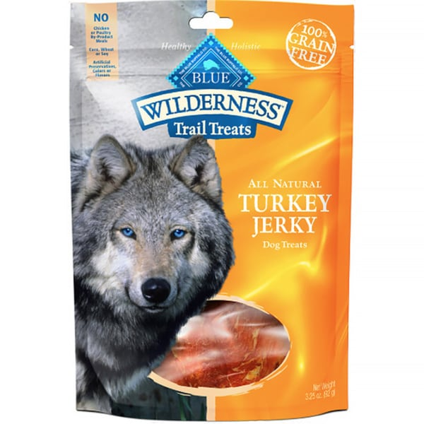 Blue Wilderness Turkey Jerky Trail Treats