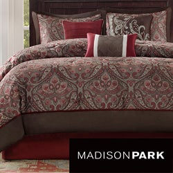 Madison Park Preston 7-piece Comforter Set