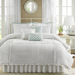 Madison Park Holly Cotton 7-piece Comforter Set