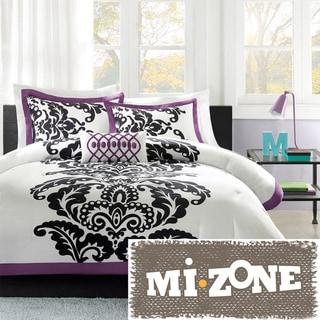 MiZone Capri 4-piece Comforter Set