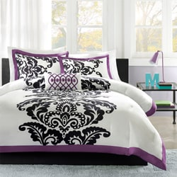 MiZone Capri 4-piece Duvet Cover Set