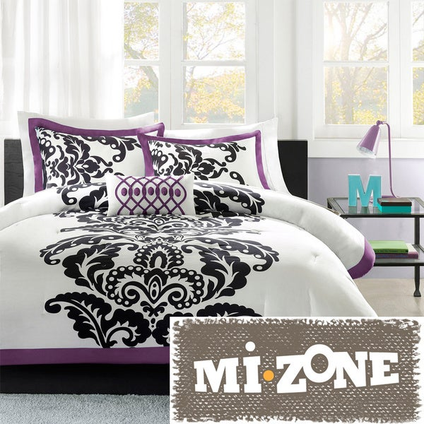 Mi Zone Capri 4-piece Duvet Cover Set