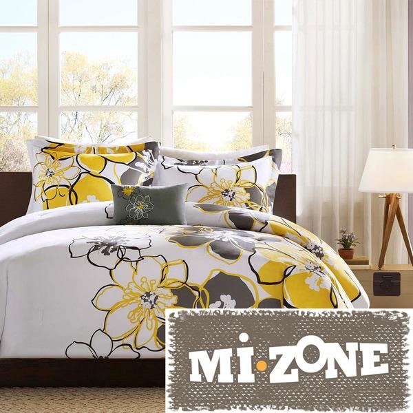 Mi Zone Mackenzie 4-piece Comforter Set