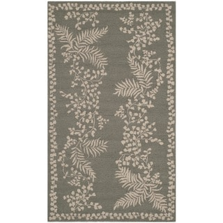 Martha Stewart by Safavieh Fern Row Wool Rug