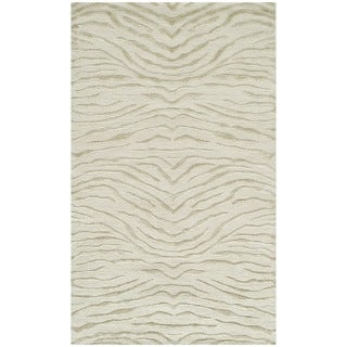 Martha Stewart Journey River Silk/ Wool Rug (2'6 x 4'3)