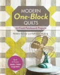 Modern One-Block Quilts: 22 Fresh Patchwork Projects (Paperback)