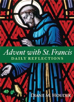 Advent With St. Francis: Daily Reflections (Paperback)