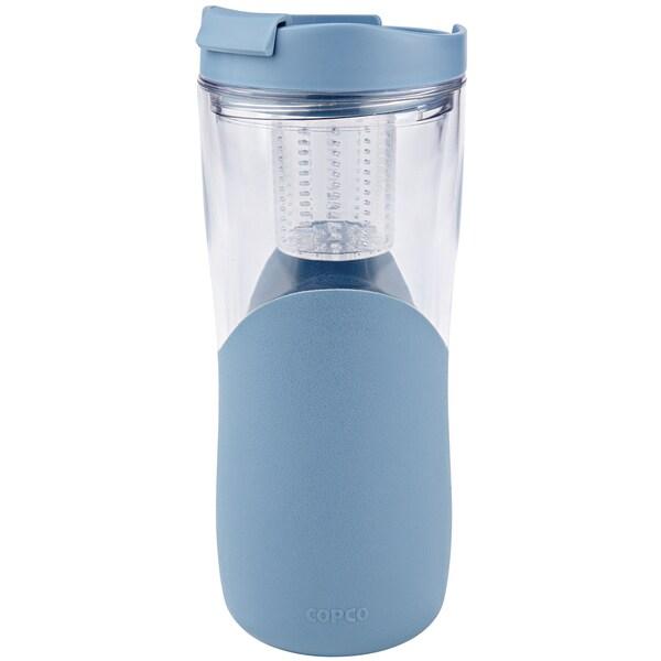 Tea Thermal 14 Ounces-Blue