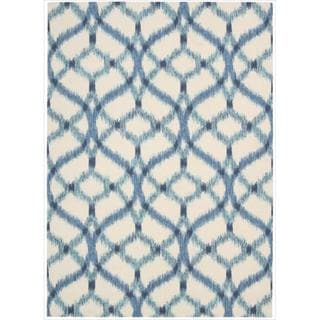 Waverly Sun & Shade Aegean Rug (5'3 x 7'5)