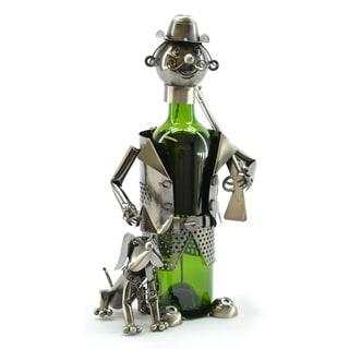 Wine Caddy Hunter Wine Bottle Holder