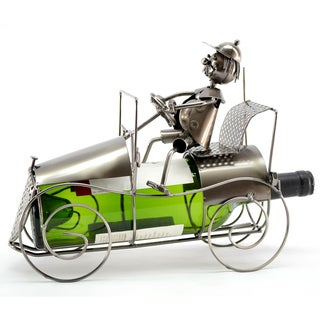 Wine Caddy Antique Car Wine Bottle Holder