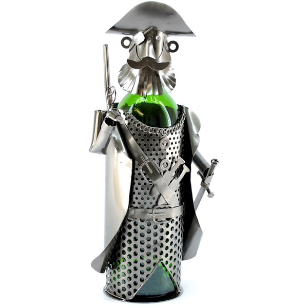 Wine Caddy Pirate Wine Bottle Holder