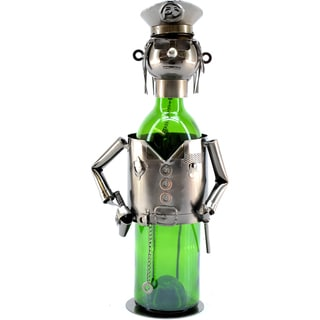 Wine Caddy Policeman Wine Bottle Holder