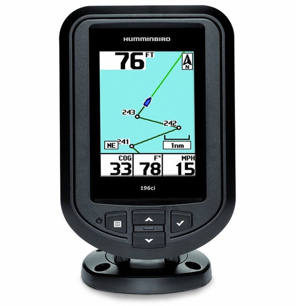 Humminbird piranhamax 196ci pt portable fishfinder for Piranha fish finder
