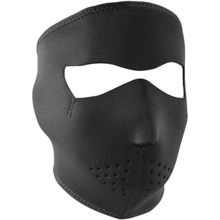 Zan Headgear Neoprene Black Face Mask
