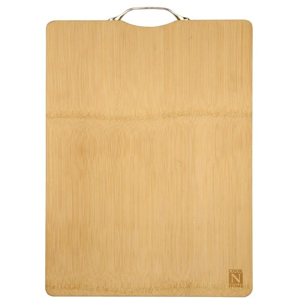 Cook N Home Bamboo Cutting Board
