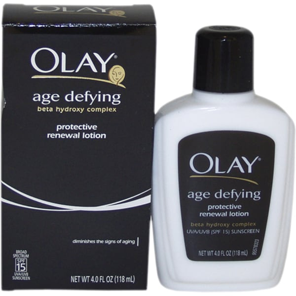 Olay Age Defying Protective Renewal 4-ounce Lotion