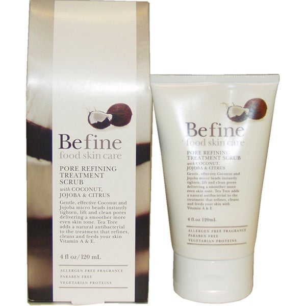 Befine Pore Refining 4-ounce Scrub Moisturizer