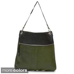 Stylish Leather Shoulder Bag (Colombia)
