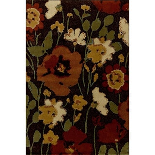 Encore Sienna Spring Meadow Area Rug (7&#39;10 x 9&#39;10)