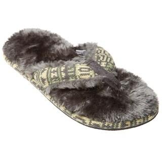 Minx Stratus Faux Fur Sandals