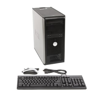 Dell OptiPlex 755 2.66GHz 4GB 160GB MT Computer (Refurbished)