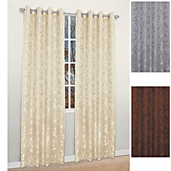 Garden Gate Grommet 84-inch Curtain Panel Pair