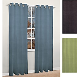 Serenade Grommet 84-inch Blackout Curtain Panel Pair