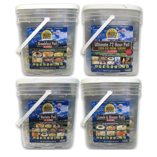 Grizzly Ridge Deluxe Pail Kit