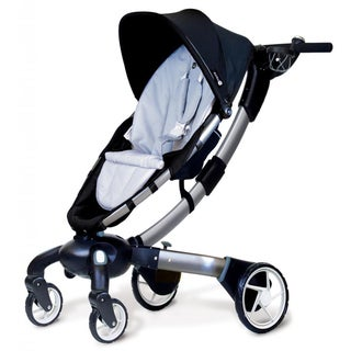 4Moms Origami Stroller in Silver