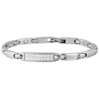 Sabona Lady Pave Magnetic Bracelet