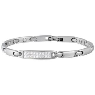 Sabona Lady Pave Magnetic Bracelet