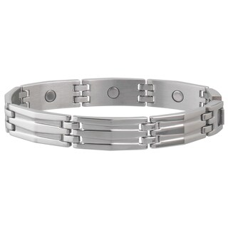 Sabona Silhouette Stainless Magnetic Bracelet