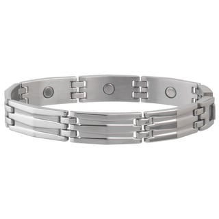 Sabona Silhouette Stainless Magnetic Bracelet
