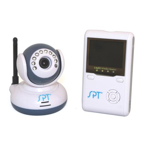 Wireless 2.4GHz Digital Baby Monitor Kit