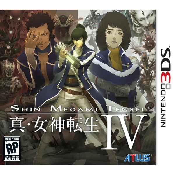 Nintendo 3DS - Shin Megami Tensei IV
