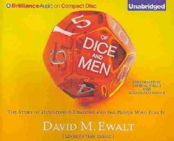 Of Dice and Men: The Story of Dungeons & Dragons and the People Who Play It (CD-Audio)
