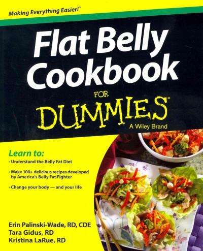 Flat Belly Cookbook for Dummies (Paperback)
