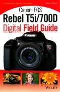 Canon EOS Rebel T5i / 700D Digital Field Guide (Paperback)