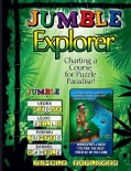 Jumble Explorer: Charting a Course for Puzzle Paradise! (Paperback)