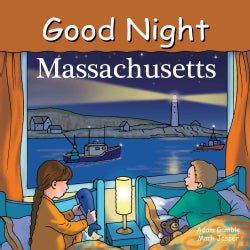 Good Night Massachusetts (Board book)
