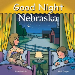 Good Night Nebraska (Board book)