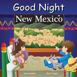 Good Night New Mexico (Board book)