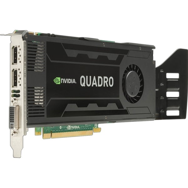 HP Quadro K4000 Graphic Card - 3 GB GDDR5 SDRAM - PCI Express