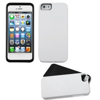 MYBAT White Fusion Case for Apple iPhone 5