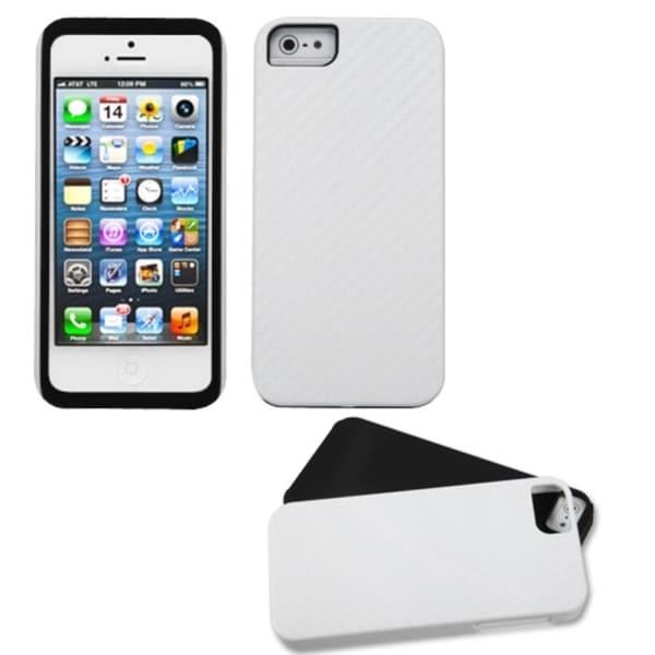 MYBAT White Fusion Case for Apple iPhone 5