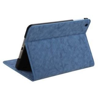 MYBAT Baby Blue Canvas Case for Apple iPad Mini
