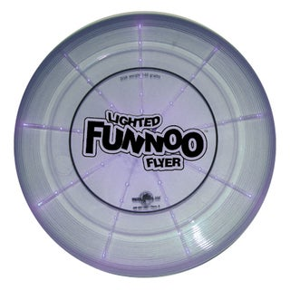 Water Sports 170 Gram Disk Lighted FUNNOO Flyer